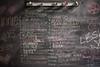 Chalkboard 1 (GREGCIRCANOW) Tags: wfmu wfmumarathon newjersey jerseycity hudsoncounty