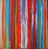 A Crack in the waĺl (Peter Wachtmeister) Tags: artinformel art mysticart modernart popart artbrut abstract abstrakt acrylicpaint surrealismus surrealism hanspeterwachtmeister