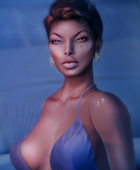 timeless (Neveah Niu /The ICONIC Owner) Tags: neveahniu iconichair 3dart 3dmesh ethinicsl short secondlife