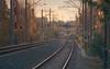 Leaving (aris paizanos-mavrakis) Tags: fuji fujipro400h canon a1 canona1 nfd canonfd 200mm telephoto nfd200mmf28 slr analog film trip travel journey goldenhour train greece