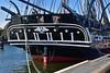 Old Ironsides (2) (AntyDiluvian) Tags: boston charlestown oldironsides constitution frigate bostonnationalhistoricalpark navyyard charlestownnavyyard transom stern