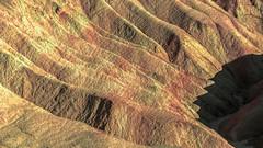 Death Valley National Park California. Zabriskie Point (Feridun F. Alkaya) Tags: nps ngc coyote usa nationalpark zabriskiepoint sanddunes desert dvnp deathvalley california dunes sky landscape mount deathvalleynationalpark