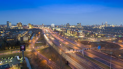 DJI_0601-HDR kl (keesoosterwijk) Tags: rotterdam roof rotterdamlove 010 drone dronephotography nightphotography mavic mavicpro mavicdrone nightshots hdr hdrphotography
