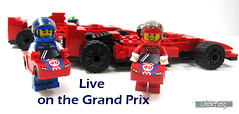 Live on the Grand Prix (WhiteFang (Eurobricks)) Tags: lego collectable minifigures series city town space castle medieval ancient god myth minifig distribution ninja history cmfs sports hobby medical animal pet occupation costume pirates maiden batman licensed dance disco service food hospital child children knights battle farm hero paris sparta historic brick kingdom party birthday fantasy dragon fabuland circus