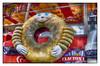 Mr Doughnut (nigdawphotography) Tags: doughnut donut food sweet stall pier seaside clactononsea essex