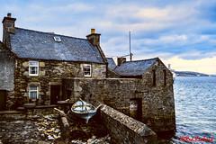 House Commercial Street Lerwick (red.richard) Tags: house boat lerwick shetland scotland commercial street