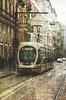 Milano (vittorio.chiampan) Tags: italy milano urban street fineart art tram