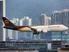 United Parcel Service UPS Boeing 747-8F at HKG (N606UP) (wilco737) Tags: vhhh hkg hk hkia hong kong international airport airplane plane flugzeug flugzeuge aviation fliegerei spotting spotter planespotter planespotting boeing boeing747 boeing748 boeing7478 b747 b748 b7478 747 748 7478 boeing7478f b7478f 7478f 64253 ln1544 ln 1544 line number 606 n606up