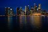 20171016-Canon EOS 750D-0860 (Bartek Rozanski) Tags: singapore water marina bay city skyline night skyscrapper fullerton hotel reflection asian
