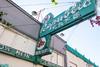 Republic Cafe (UrbanphotoZ) Tags: republiccafe cocktails chopsuey chowmein floodlights neon chinatown storefront wires portland oregon