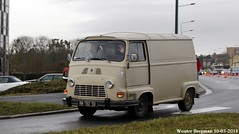 Renault Estafette (XBXG) Tags: an782sv renault estafette renaultestafette van utilitaire bestel wagen bestelwagen bestelbus fourgonnette 31ème salon champenois du véhicule de collection belles champenoises 2018 époque reims marne 51 grand est grandest champagne ardennes france frankrijk vintage old classic french car auto automobile voiture ancienne française vehicle outdoor