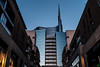 Tower Unicredit (Domenico Laviano) Tags: milano italia gae aulenti garibaldi unicredit italy italian edifici edificio grattacielo