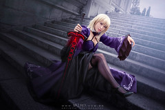 Saber Alter   FATE GRAND ORDER cos ArthuriaSenpai (VALRO Photography) Tags: cosplay cosplayer cosplayers コスプレ caa cosplayphotographer portrait ronaldoichi cosplayphotography portraiture woman female girl femaleportrait retratofeminino mulher human feminine portraitfeminine feminineportrait saberalter fategrandorder saber sword medieval blonde model modeling alternative alternativemodel