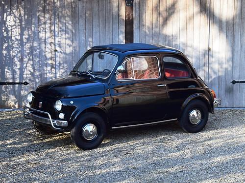 Fiat 500 L (1971).