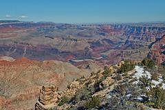 "Colorado River (joeinpenticton Thank you 2.1 Million views) Tags: ""winter 2018 us national park tour"" usa america ""grand canyon park"" colorado river arizona joeinpenticton joe jose garcia grand coconino"