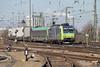 RoLa (daveymills31294) Tags: bls re 485 012 basel bad baureihe cargo traxx