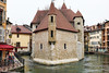 Annecy in French Alps - Palais de l'isle (bukharov) Tags: annecy france hautesavoie alps frenchalps winter