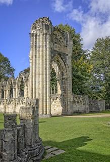 York: Ancient Ruins