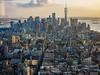 Empire State Building observatory - Financial District (Noti NaBox) Tags: ny new york sky line skyline city financial district observatory dusk ville panorama panasonic panasonicg80 panasonicg85 lumixg8 lumix panasoniclumix g80 g85
