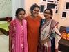 with my nieces, Sara and Sadia (olive witch) Tags: abeerhoque bangladesh bd dhaka feb18 february fem group night
