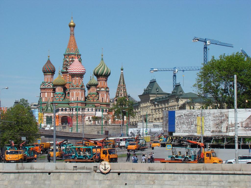 фото: Вид в Москве