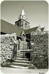 Saint-Suliac (BrigitteChanson) Tags: saintsuliac bretagne breizh brittany village église pierre illeetvilaine