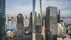 WTC Morning View (20180121-DSC08014) (Michael.Lee.Pics.NYC) Tags: newyork wtc onewtc worldtradecenter brookfieldplace aerial hotelwithview millenniumhilton hudsonriver jerseycity reflection morning weststreet architecture cityscape sony a7rm2 zeissloxia21mmf28