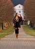 Walk of light (ThUL_Photographie) Tags: 2018 portrait ria strand blond fashion shooting outdoor girl blondhair reddress bluegreeneyes
