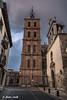 Astorga.. (Javier Arcilla) Tags: artorga catedral antuguo piedras torrre calle cielo nublado pentax pentaxk70 k70 1855mm
