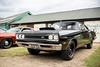 1969 Dodge Superbee. (dementedb43) Tags: 1969 dodge superbee brooklands museum 2016 muscle america amiercan usa us auto car mopar classic v8 440 six pack