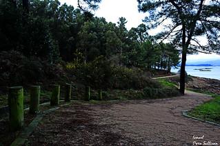 Galicia - isla de arousa