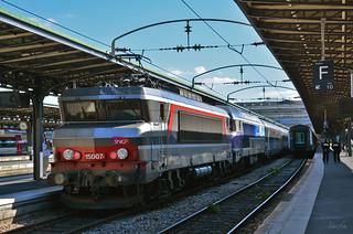 Secours de la 72180 en gare