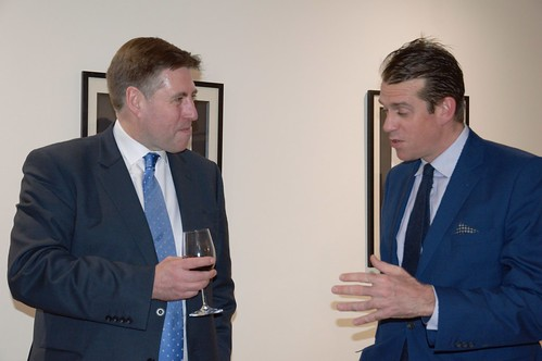 Sir Graham Brady's Honours Drinks