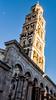 Bell Tower, Split, Croatia (Kevin R Thornton) Tags: galaxy architecture samsung s6 croatia split splitskodalmatinskažupanija hr