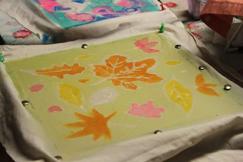 Batik at Hall Bower