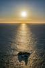 'Against the dying of the light ... ' No. 2 (Canadapt) Tags: sunset sundown island rock ocean atlantic horizon cabodaroca portugal canadapt