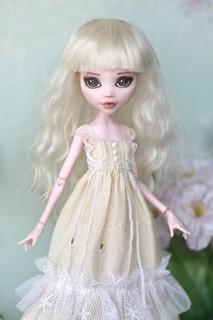 Bohostyle dress for MonsterHigh