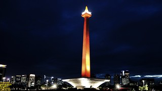Glorious Monas in twilight..