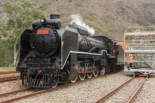 蒸汽火車-DT-668