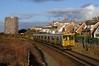508-134-2N43-New-Brighton-7-3-2018 (D1021) Tags: emu class507 class508 508134 2n43 merseyrail liverpool birkenhead newbrighton newbrightonstation nikond300 d300 theloop pole poleshot northernline wirralline