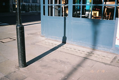 R1-02544-033A (Chrislukphotography) Tags: london lomography lomo street landscape color iphone iphone8 contax contaxt2 streetsnap bricklane coventgarden cafe light shadow art city urban love sky blue winter