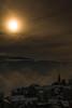 Luserna (carlo_canaia) Tags: sun sunset snow mountain backlight sole tramonto neve montagna controluce