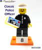 8) Classic Police Officer (WhiteFang (Eurobricks)) Tags: lego collectable minifigures series city town space castle medieval ancient god myth minifig distribution ninja history cmfs sports hobby medical animal pet occupation costume pirates maiden batman licensed dance disco service food hospital child children knights battle farm hero paris sparta historic brick kingdom party birthday fantasy dragon fabuland circus