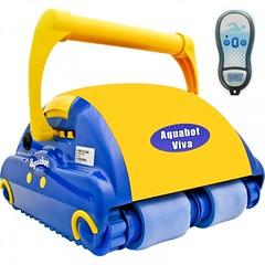 aquabot (aquadist) Tags: aquabot viva remote control aquaboat furry pool cleaner