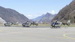 Eurocopter EC635 Swiss Airforce Alpnach Airbase Switzerland 2018 (roli_b) Tags: eurocopter ec635 swiss air force airforce schweizer luftwaffe switzerland schweiz suisse suiza sivzzera vtol heli helicopter helikopter hubschrauber army t367 t353 t368 2018 aviation aircraft