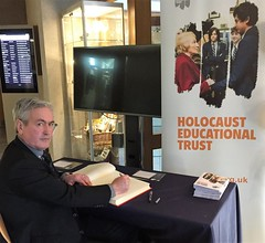 Supporting Holocaust Memorial Day