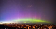 Arc in twilight (quayman) Tags: aurora northern lights merrydancers night twilight rays fraserburgh scotland