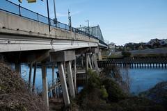DSC_5361 (Copy) (pandjt) Tags: roadtrip unitedstates usa southcarolina northmyrtlebeach northmyrtlebeachsc barefootresortbridge barefootresortswingbridge swingbridge intracoastalwaterway bridge