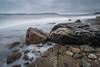 A Windy Cove (Nick Martin BNB) Tags: camera nikon landscape photography photographer beach rock ocean oceanview cove sea river water mountain
