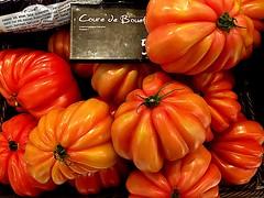 #Ochsenherztomate (RenateEurope) Tags: 2018 renateeurope iphoneography food red ochsenherztomate 🍅 fruits vegetables